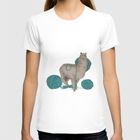 lama T-shirts featuring Lama by Anoukisch