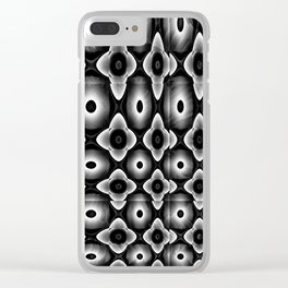Check 25 Clear iPhone Case
