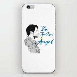 The Fallen Angel iPhone Skin