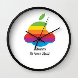 iMunny Wall Clock