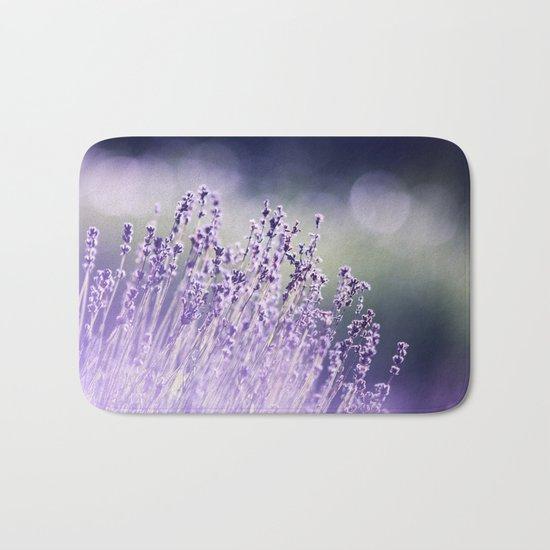 Spring Purple I Bath Mat