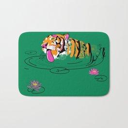 Tigar Lily Bath Mat