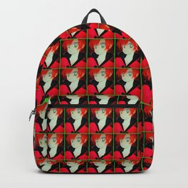 The Boy Who Loved Capes Backpack