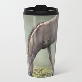 Bella's Filly and a Friend Travel Mug