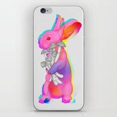Psilocybin Rabbit iPhone Skin