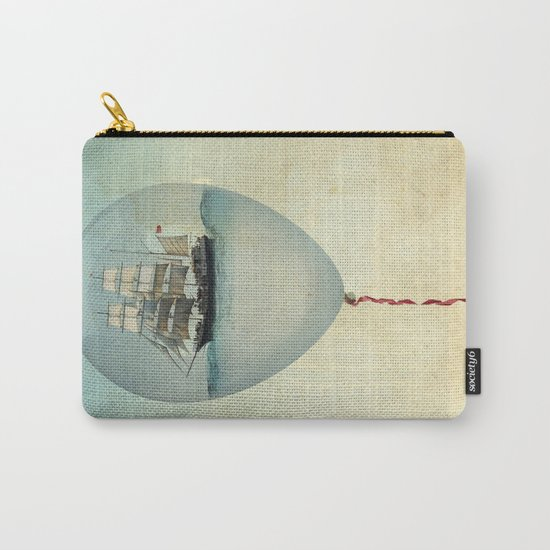 All at Sea  Carry-All Pouch