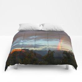 Sedona Rainbow Comforters