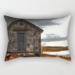 Assateague House I Rectangular Pillow