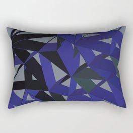 3D Futuristic GEO VII Rectangular Pillow