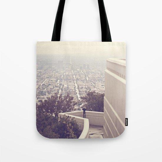 Vermont Avenue Tote Bag