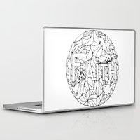 faith Laptop & iPad Skins featuring Faith by Gosia&Helena