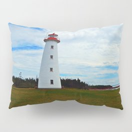 Point Prim Lighthouse and Shore Pillow Sham