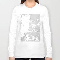 joker Long Sleeve T-shirts featuring JOKER by Facundo Cureses