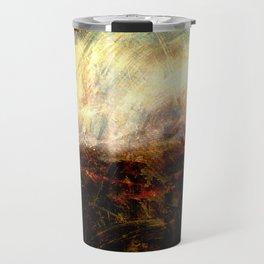 Colors in Darkness 1 Travel Mug
