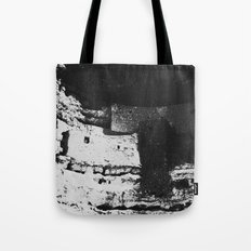MONTEZUMA CASTLE Tote Bag