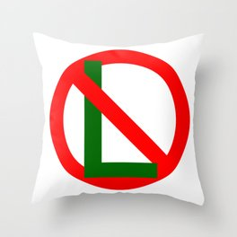 NoeL Throw Pillow