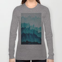 Adrienne Rich Long Sleeve T-shirt