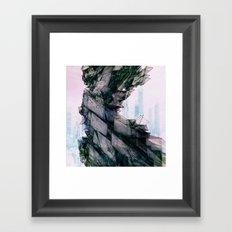 ElectricCity Framed Art Print