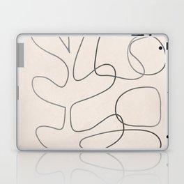 Abstract Line II Laptop & iPad Skin