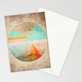 Pastel Horizon Stationery Cards