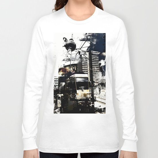 Berlin Art Long Sleeve T-shirt