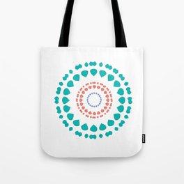Global Tribe Green Tote Bag