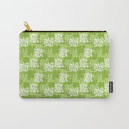 Swanky Mo Lime Carry-All Pouch