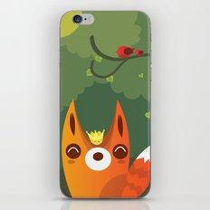 Kingfox iPhone & iPod Skin