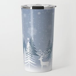 Lonely Winter Travel Mug