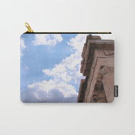 Sky above Parthenon Carry-All Pouch