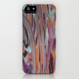 Embouchure of the Saxophone iPhone Case