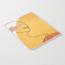 Minimal Movement II Notebook