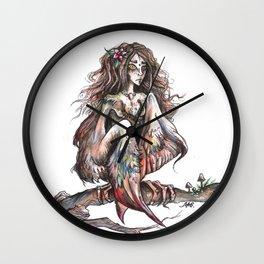 Syrin Wall Clock