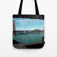 Golden Gate Bridge Daytime Tote Bag