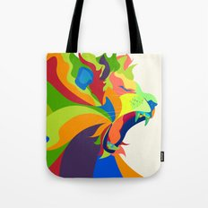 Like the Jungle Tote Bag
