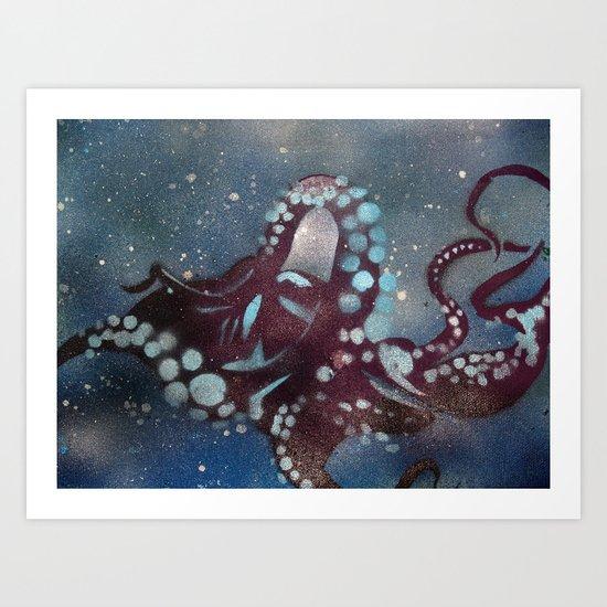 Colossal Art Print
