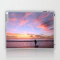 Pink Horizon Laptop & iPad Skin