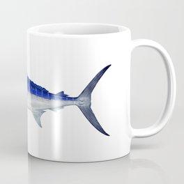Pacific Blue Marlin Coffee Mug