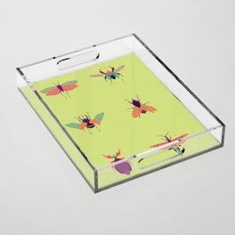 Bug Me Acrylic Tray
