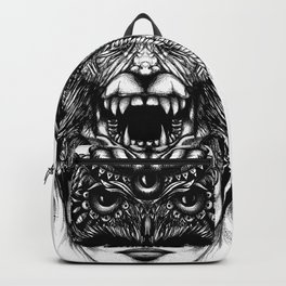 WolfGirl Second Backpack