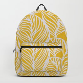 Petaluma, yellow Backpack