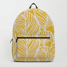 Petaluma, yellow Backpack