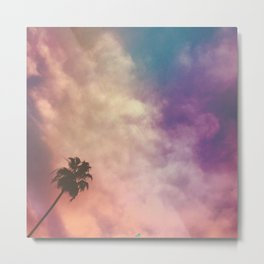 palmy too Metal Print