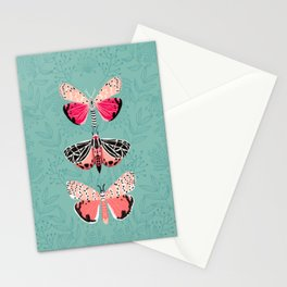 Lepidoptery No. 6 by Andrea Lauren Stationery Cards