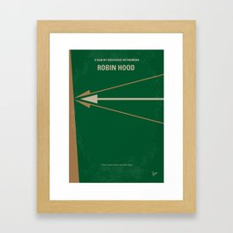 No237 My Robin Hood mmp Framed Art Print