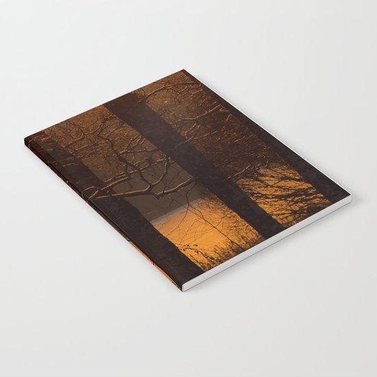 The sun has risen Notebook