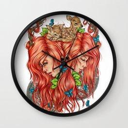 Jessa Wall Clock