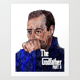 The Godfather Part II Art Print