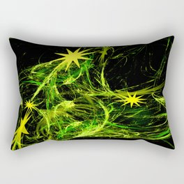Star Squirt Rectangular Pillow