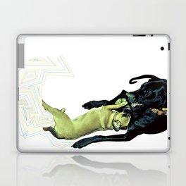 What The? Laptop & iPad Skin
